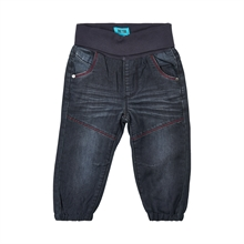 Niko 402 Pants Dark Blue Denim Jeans Mini Me Too