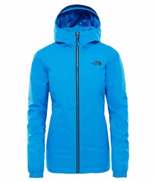 Quest Insulated Skidjacka Turkos Dam 1 The North Face