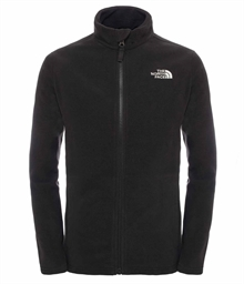 Snow Quest Black The North Face Fleecejacka junior