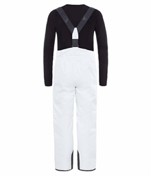 Snow Sus Plus Pant White The North Face Skidbyxa Junior Baksida