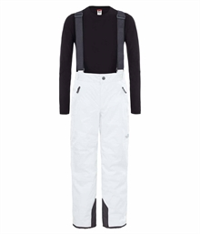 Snow Sus Plus Pant White The North Face Skidbyxa Junior