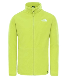 The North Face Snow Quest Fleecejacka Junior Gul 3